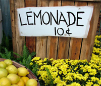 Banchetto della limonata