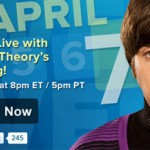 CBS Tweet Week: Simon Helberg (Howard Wolowitz di The Big Bang Theory)