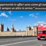 Le opportunità in affari sono come gli autobus: ce n
