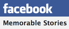 Facebook Memorable Stories (Aggiornamenti di stato memorabili)