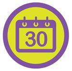Foursquare Super User badge