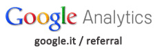 Google Referral in Google Analytics