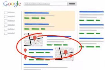 Risultati Google Local in SERP