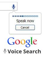 Google Voice Search - Ricerca Vocale su computer