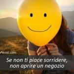 Marketing sorriso: se non ti piace sorridere non aprire un negozio