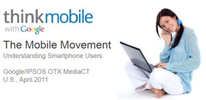 Think Insights with Google: The Mobile Movement - Understanding Smartphone Users