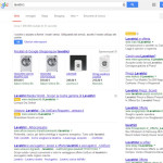 Risultati Google Shopping sopra risultati Adwords