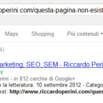 Googlebot pagina citata