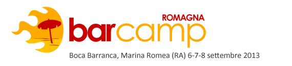 Romagna Camp 2013 Marina Romea (Ravenna)