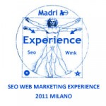 Corso SEO Web Marketing Experience Milano 2011