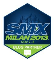 RiccardoPerini.com blog partner SMX Milan 2013