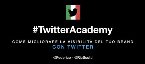 Twitter Academy 12 giugno 2013