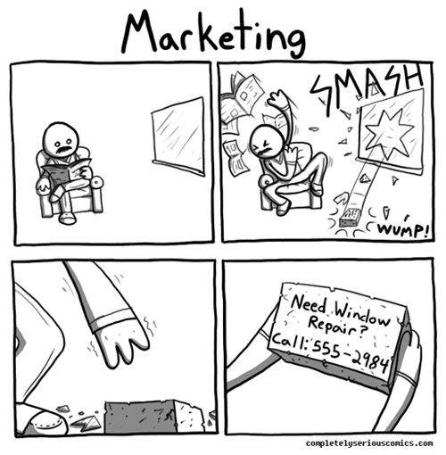 Fumetto marketing